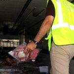 Intervenidos 10.700 jamones y embutidos congelados en mal estado en Granada